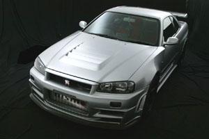 R34GT-R Z-tuneが北米で販売中。その金額は6800万円!【日産NISMO】