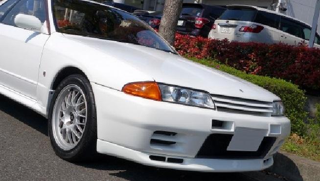 R32 GT-R N1と標準車との違いって何?