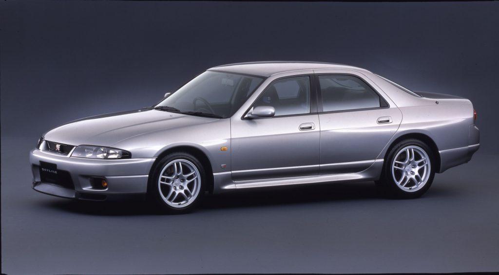 R33 GT-R オーテックバージョンと標準車との違いって何?