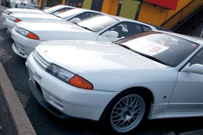 R32 価格高騰のGT-Rの高騰が止まらない!?